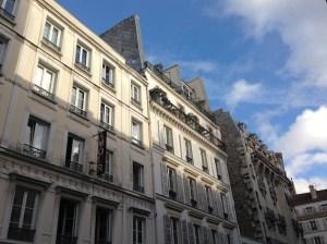 l'esterno di Rue de Navarin
