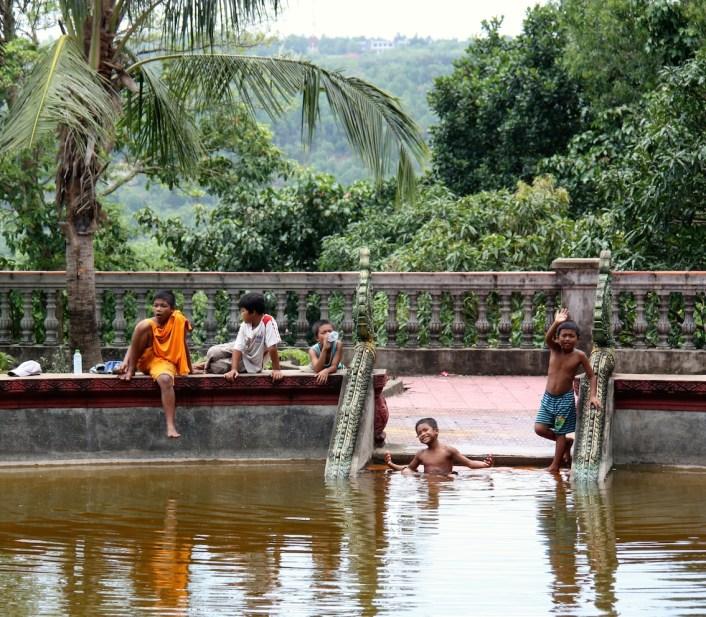 bagno al tempio
