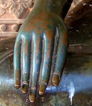 Buddha Statue, Vientiane
