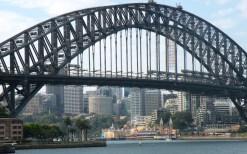 "The ""Coathanger"" Itself - Sydney Harbour Bridge"