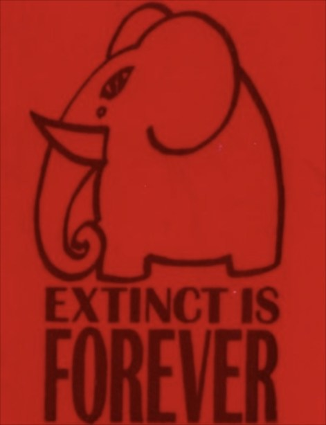 Extinct is Forever