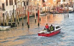 Vigile del Fuoco - The Fire Department Boat
