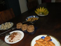 A Thai Pongle Feast