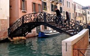 The iron lace bridge