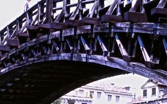 Ponte dell'Accadamia - A Temporary Bridge