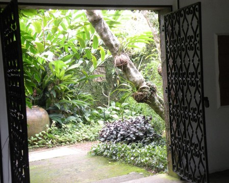 A garden path, Brief