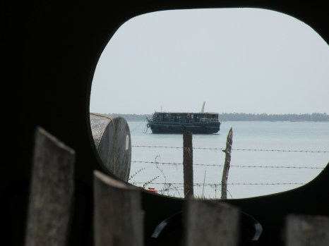 Porthole View and Picket Fence