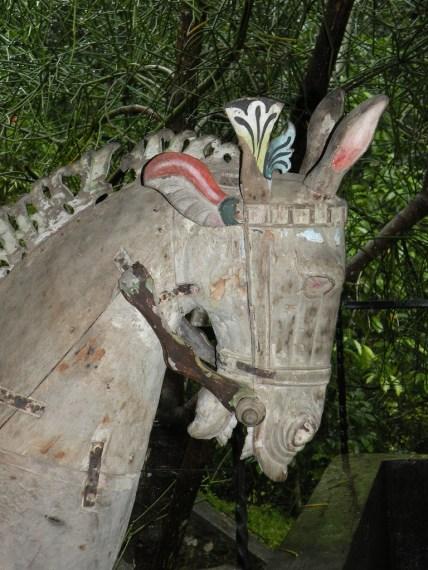 Temple Horse
