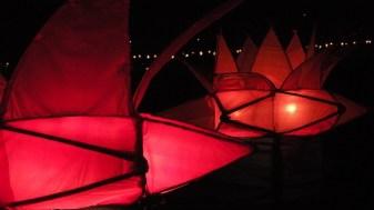 Red Lotus Lanterns