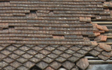 Upcountry Roof details