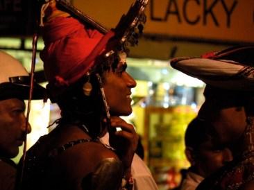 The Hat! Kandyan Dancer