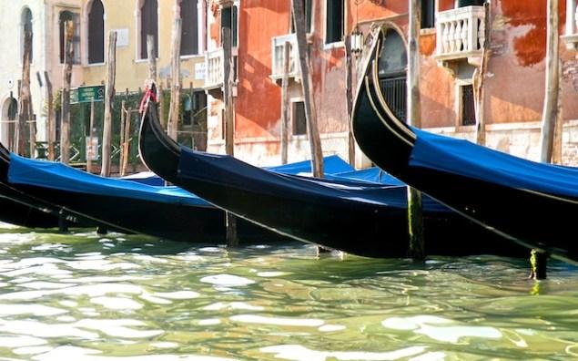 Threshold to an Infatuation - Gondolas Rank on the Threshold, S. Toma