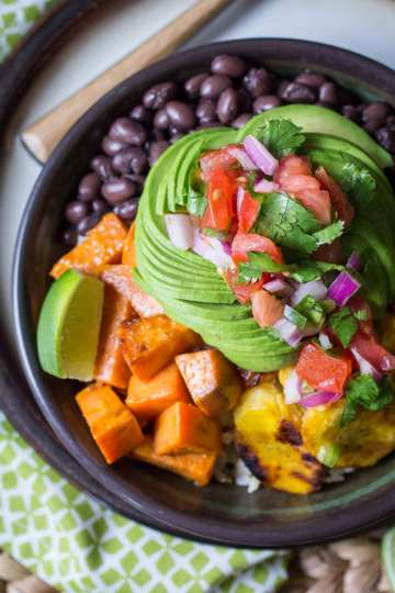 Vegan Cuban Bowls - The Wanderlust Kitchen