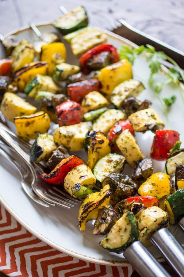 13 Vegetarian BBQ Recipes The Wanderlust Kitchen