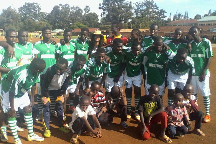 Coaching in Kenya: Baba Dogo United FC in Nairobi