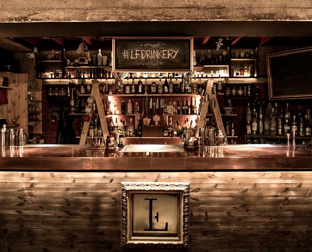 Το Lost + Found Drinkery στα 50 Καλύτερα Μπαρ του Κόσμου για το 2015