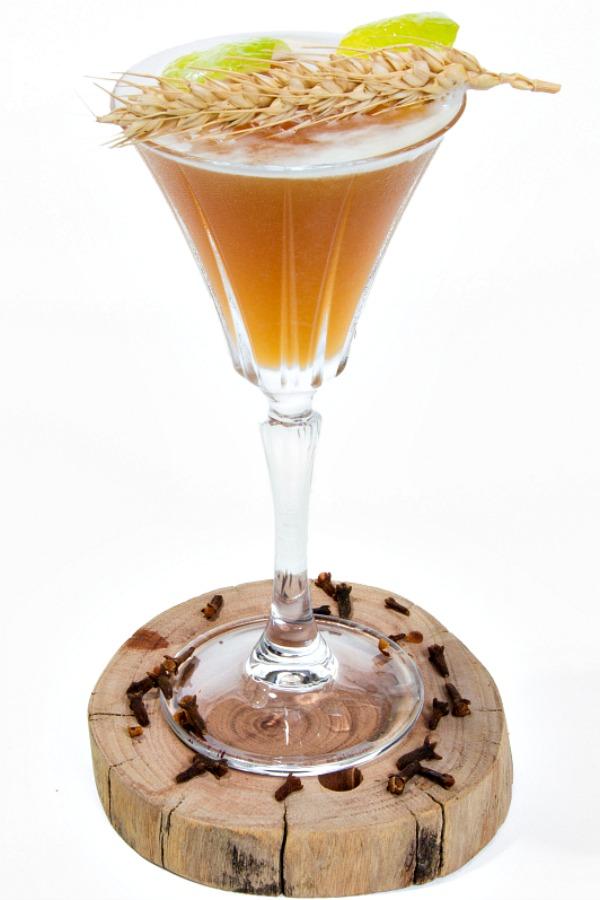 Winning cocktail