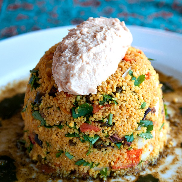 couscous maya