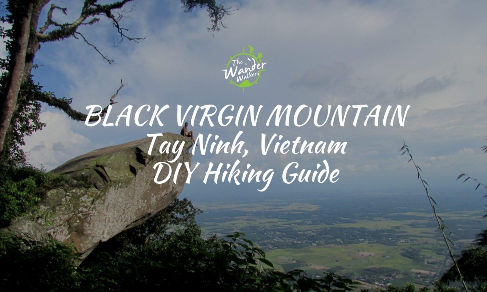 Black Virgin Mountain