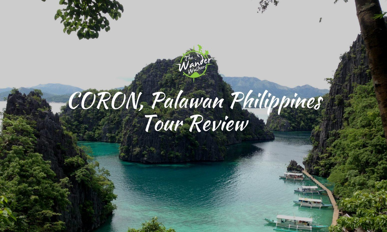 Coron Tour Review