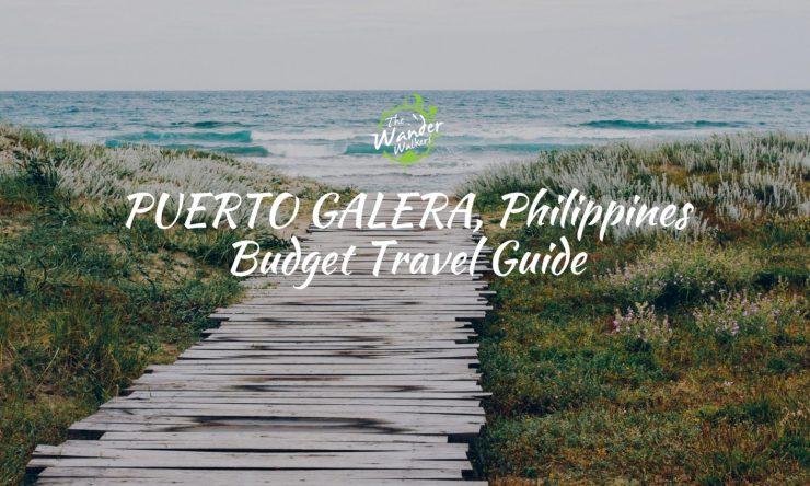 Cheap Summer Getaway in Puerto Galera, Philippines