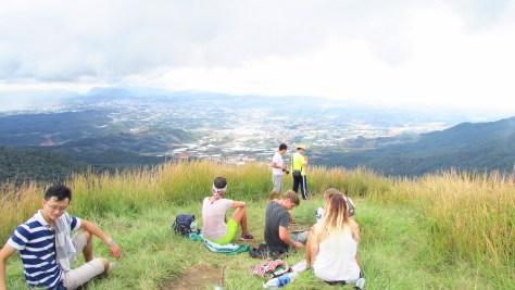 Dinh Lang Biang Peak