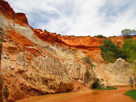 Fairy Springs in Mui Ne