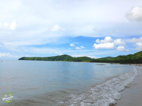 Nacpan Beach - Backpacking Palawan