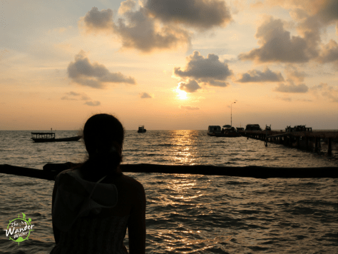 Late in catching the sunrise, but still beautiful! Phu Quoc Itinerary