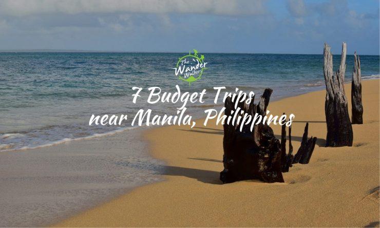 Budget Travel Near Manila for Holy Week