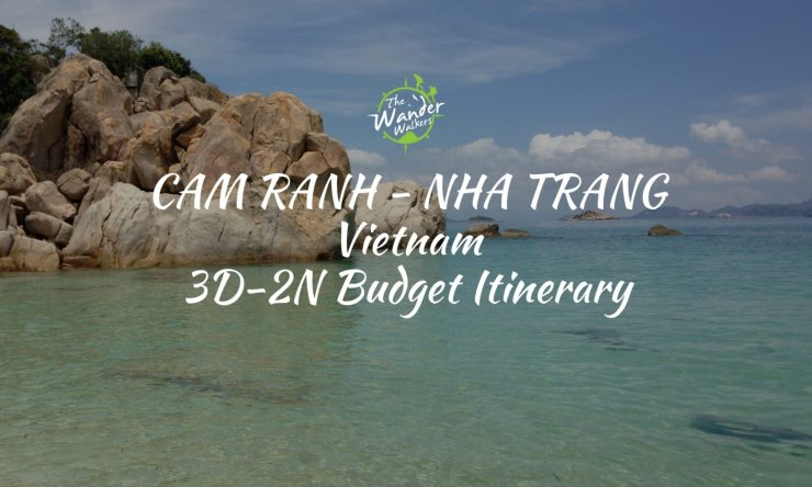 Cam Ranh and Nha Trang 3-Day Itinerary (Complete DIY Guide)