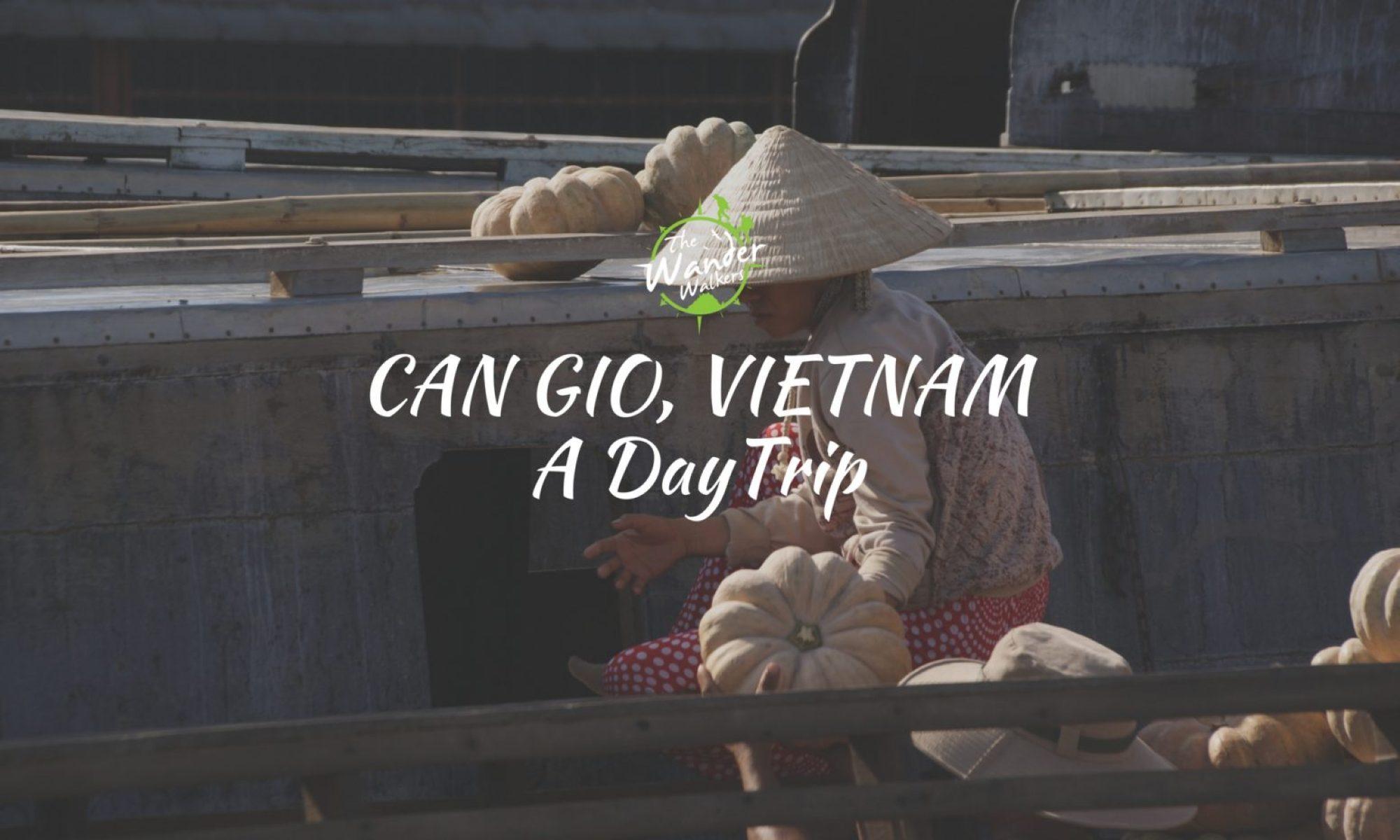 can gio vietnam