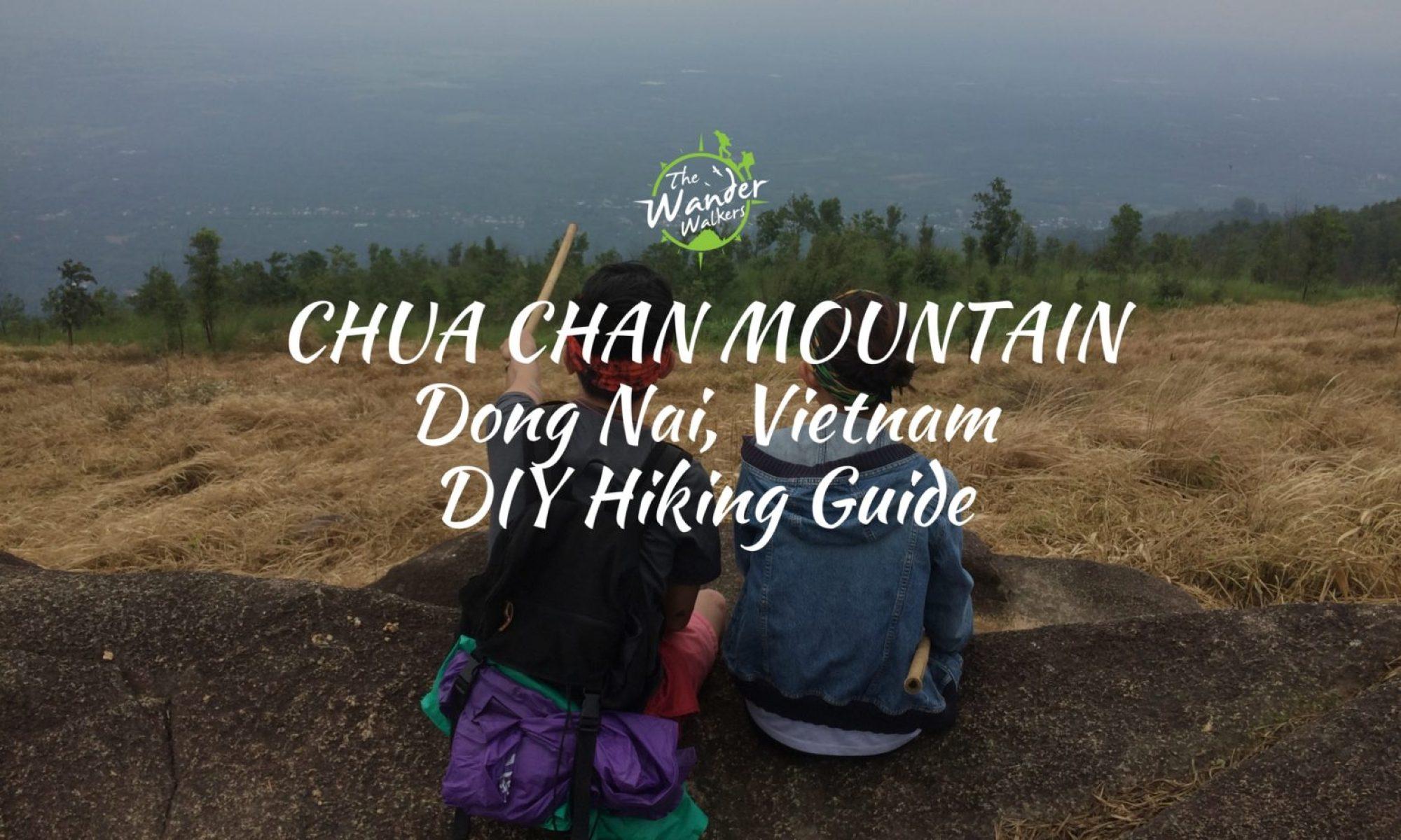 chua chan mountain