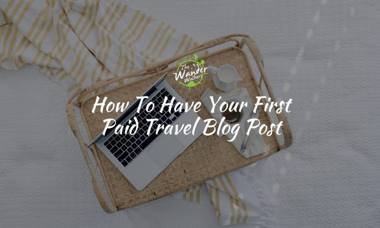How to Publish your First PAID Travel Blog (Travelicious Walkthrough)