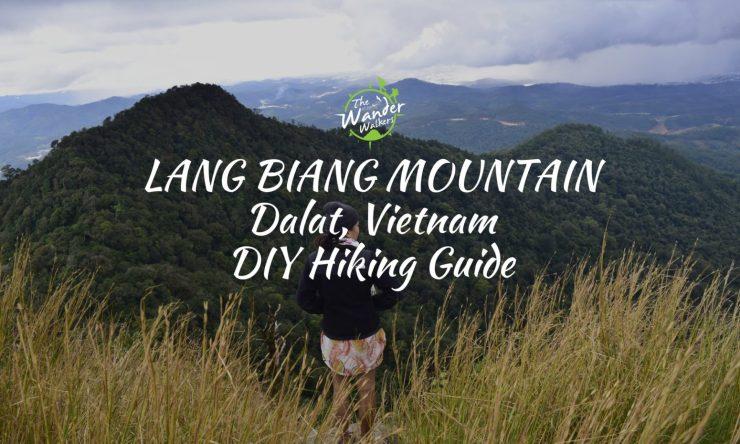 Hiking In Vietnam: Lang Biang Mountain, Dalat (DIY Guide)