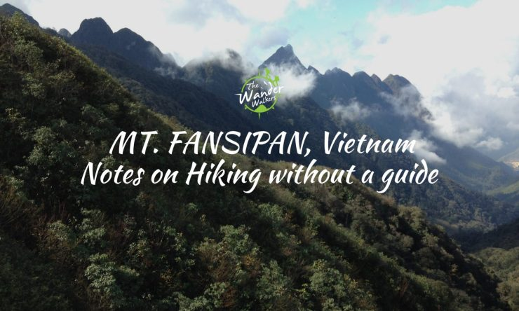 Hiking Fansipan Without A Tour Guide