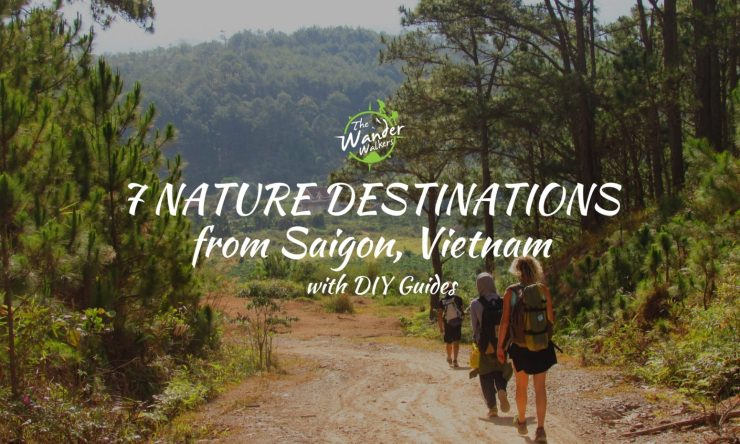 7 Nature Trips from Saigon with DIY Guides