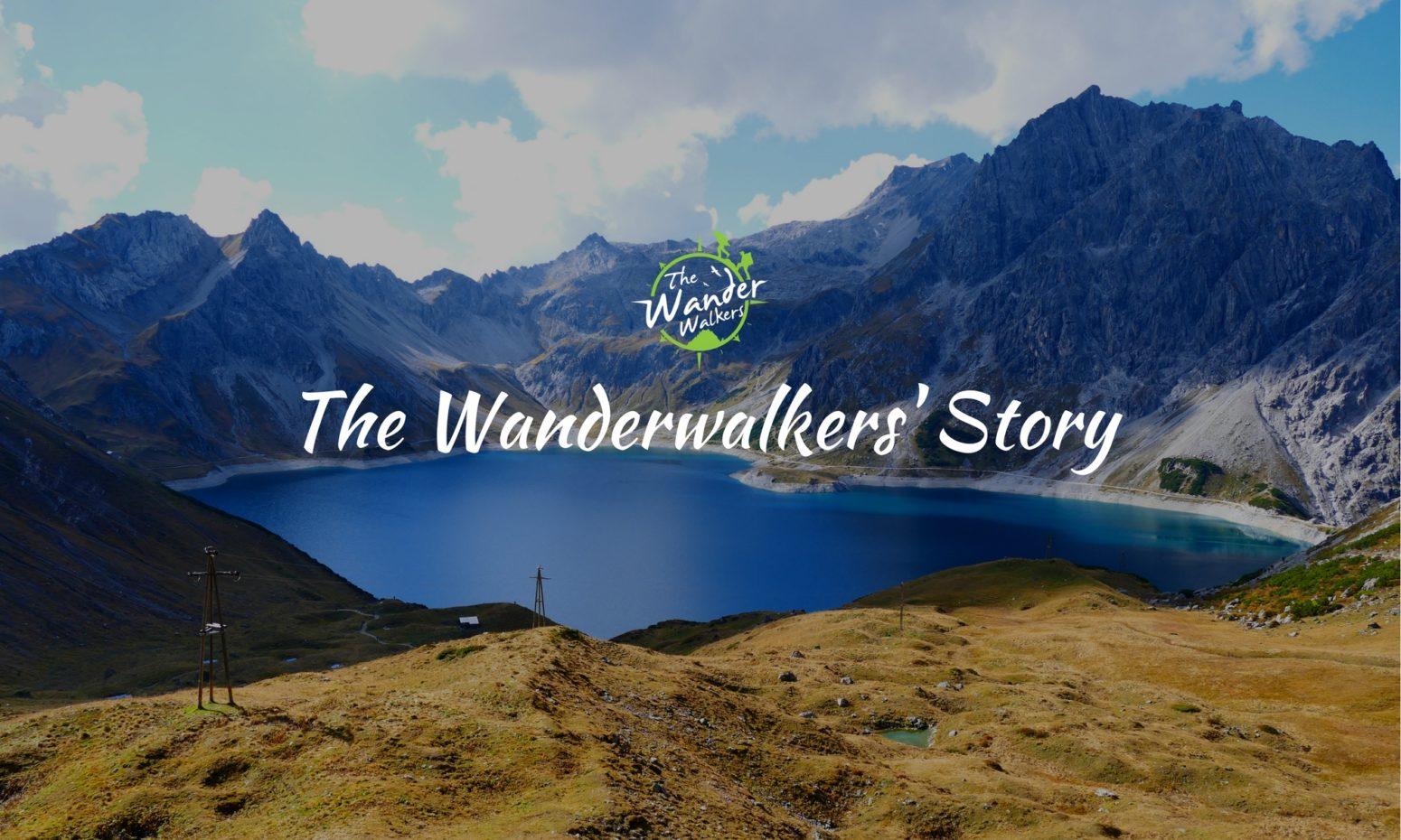 the wanderwalkers