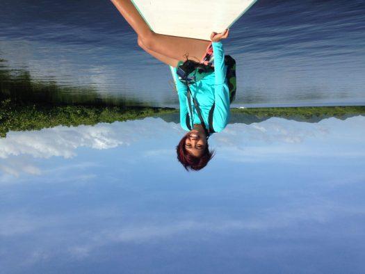 Pumpboat ride to Sugba Lagoon