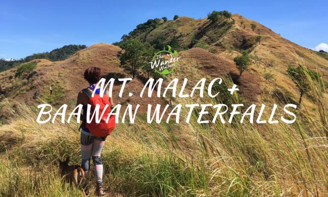Mt. Malac (Mal-ak) and Baawan Falls Hiking Guide