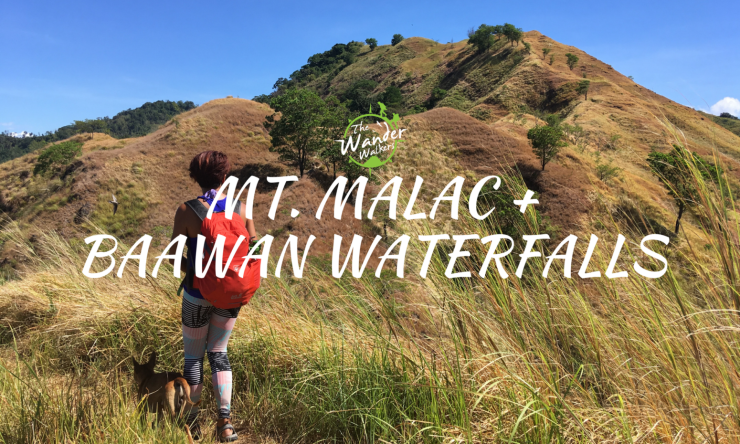 Mt. Malac (Mal-ak) and Baawan Falls Hiking Guide