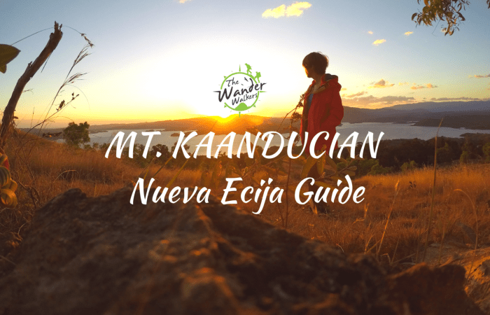 Mt Kaanducian Nueva Ecija Guide