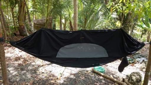 Happy Hangers Mesh type hammock