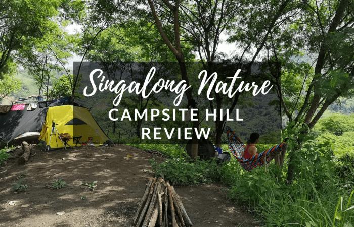 Singalong Nature Campsite Hill Review