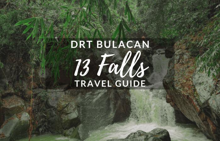 DRT Bulacan 13 Falls Travel Guide