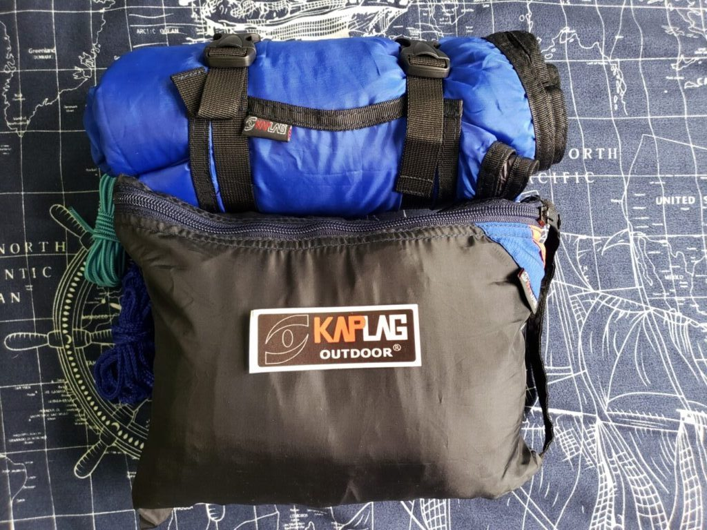 Kaplag Ultrahammock and underquilt fresh from Cebu City!