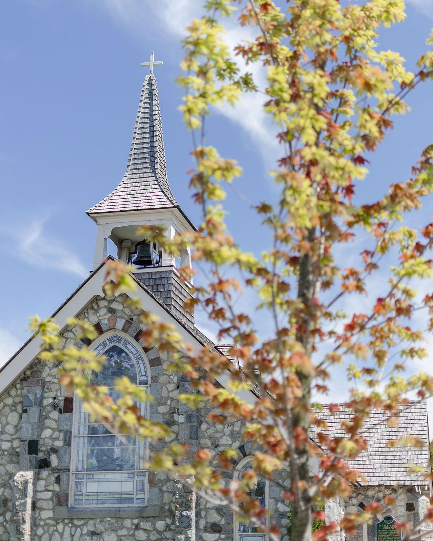 Church on Mackinac Island