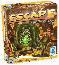 EscapeCurseTempleBoardGame