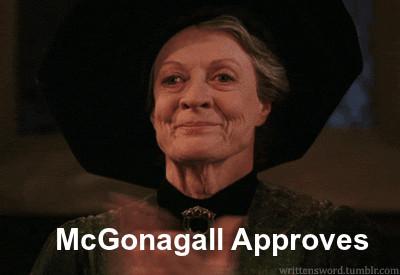 mcgonagallapproval