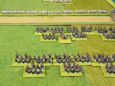 05. French right flank attack
